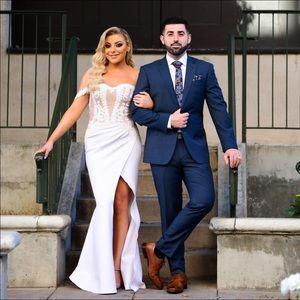 ORIGINAL WEDDING DRESS BY MICHAEL COSTELLO!